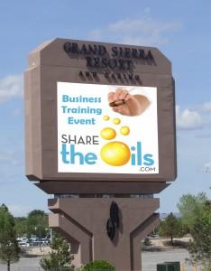 GSR Billboard Share The Oils